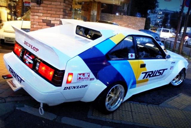 REAR EXTERIOR A60 CELICA XX KAIDO RACER