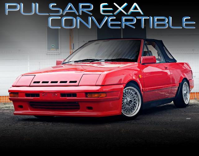 100 CARS LIMITED OF HN12 PULSAR EXA CONVERTIBLE