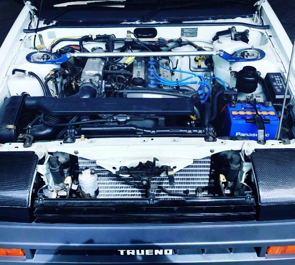 16V 4AGE ENGINE
