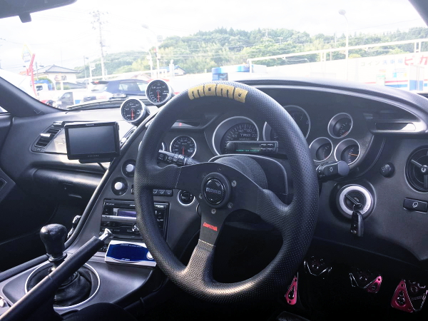 RIGHT HAND DRIVE INTERIOR FOR JZA80 SUPRA