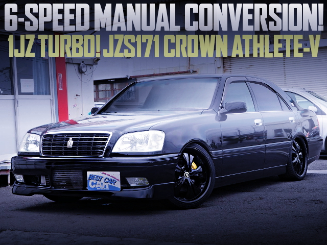 6MT CONVERSION JZS171 CROWN ATHLETE V
