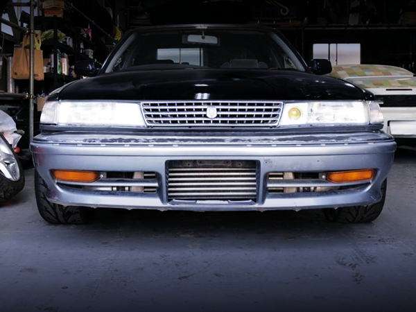 FRONT MOUNT INTER COOLER OF JZX81 MARK2