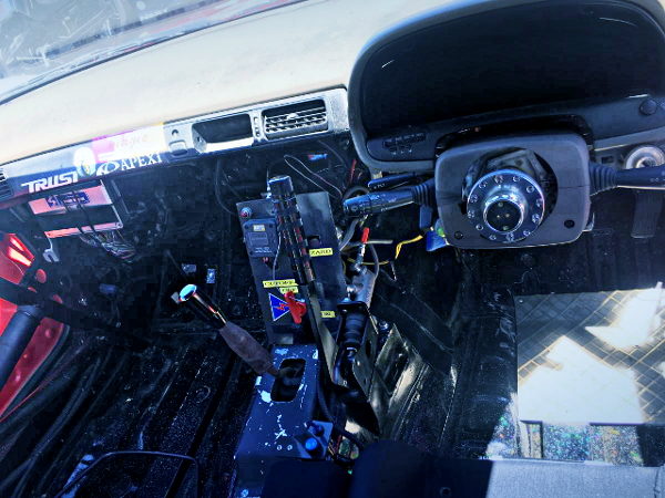 CUSTOM DASHBOARD OF JZZ30 SOARER