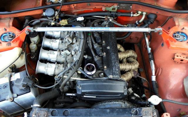 20VALVE 4AGE ENGINE