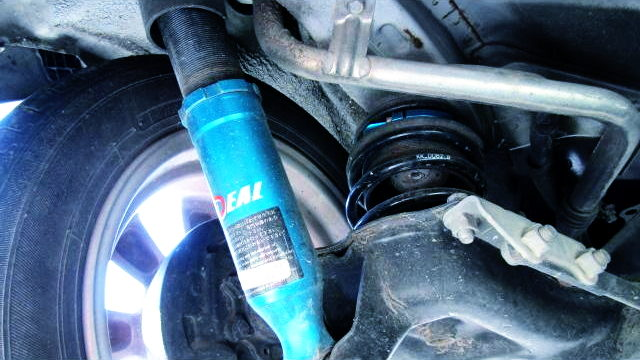 COILOVER INSTALL TO L235S ESSE ECO