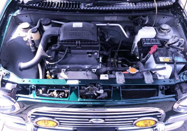 DAIHATSU EF 660 cc ENGINE