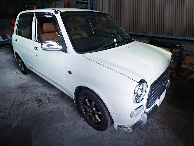 FRONT EXTERIOR L700S MIRAGINO
