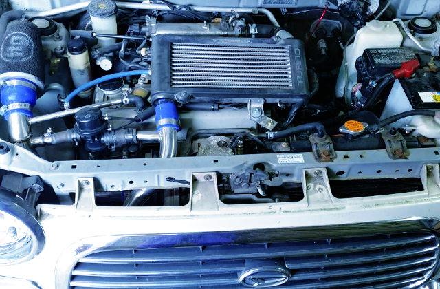 JB-DET TURBO ENGINE