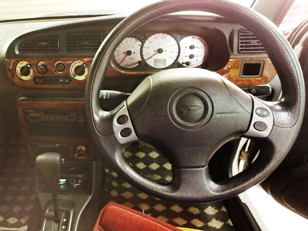 STEERING SHIFT SWITCH