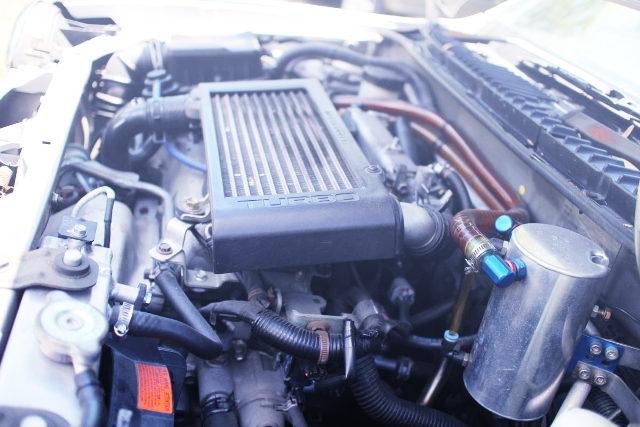 JB 660 CC TURBO ENGINE