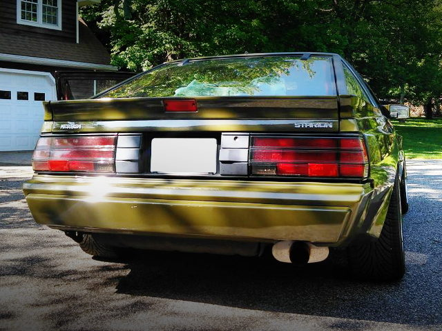 REAR STARION TAIL LIGHT CONVERSION CONQUEST