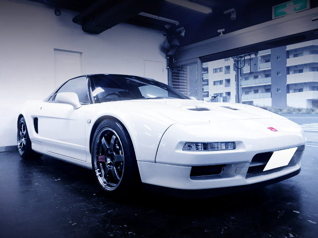 FRONT EXTERIOR NA1 NSX TYPE-R
