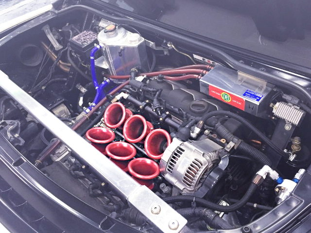 TYPE-R C30A VTEC ENGINE WITH ITB