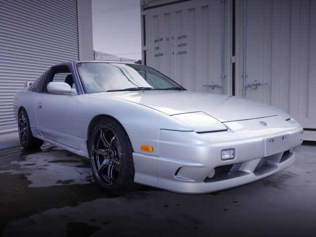 FRONT EXTERIOR FOR 180SX