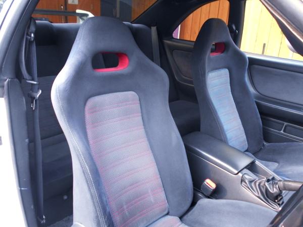 R33 GT-R VSPEC INTERIOR SEATS