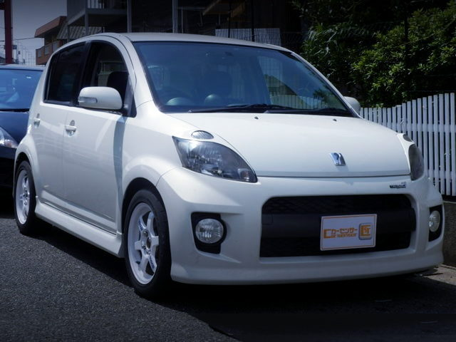 FRONT EXTERIOR PASSO TRD SPORTS M