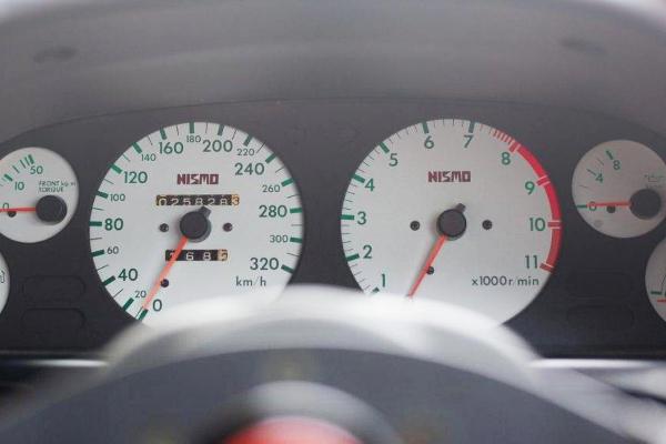NISMO 320km CLUSTER