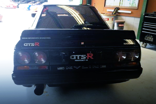REAR TAILLIGHT R31 SKYLINE GTS-R