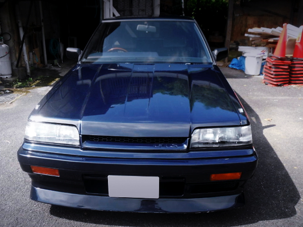R32 GTS FRONT FACE CONVERT R31 WAGON