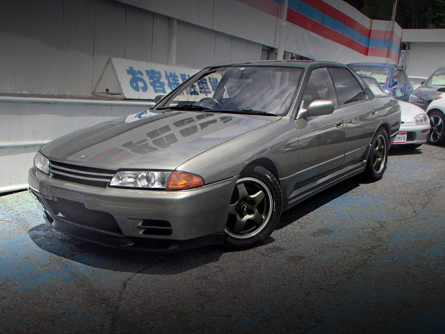 FRONT EXTERIOR R32 SKYLINE AUTECH VERSION