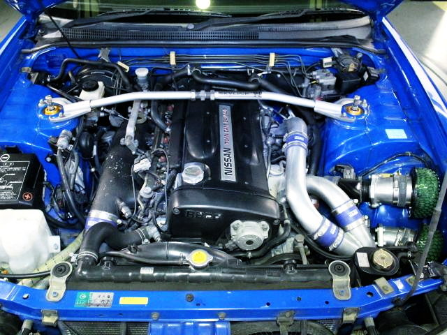 RB26 TWIN TURBO ENGINE FOR R33 GT-R V-SPEC LM LIMITED