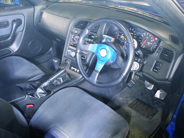 INTERIOR R33GT-R V-SPEC LM LIMITED