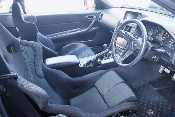 INTERIOR FOR R34 GT-R V-SPEC