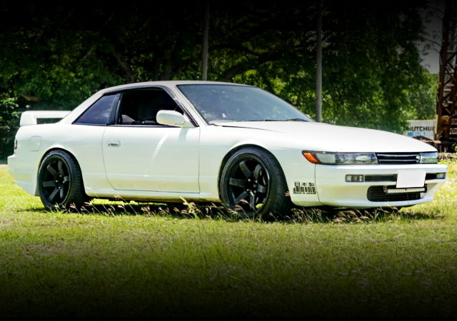 FRONT EXTERIOR S13 SILVIA