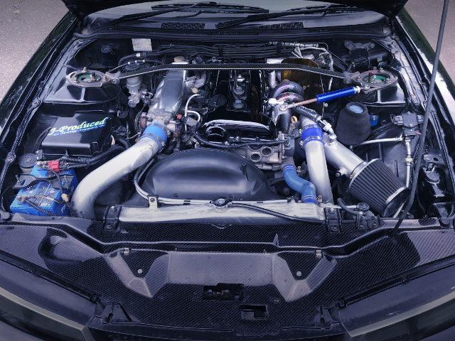 SR20DET TURBO ENGINE FOR S14 SILVIA