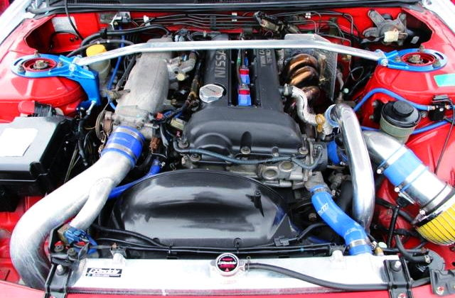 S15 SILVIA FOR SR20DET TURBO ENGINE