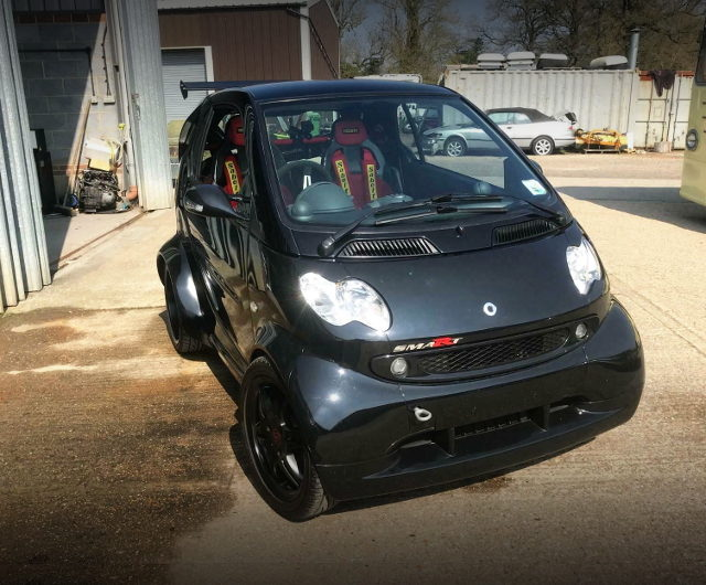 FRONT EXTERIOR SMART FORTWO BRABUS