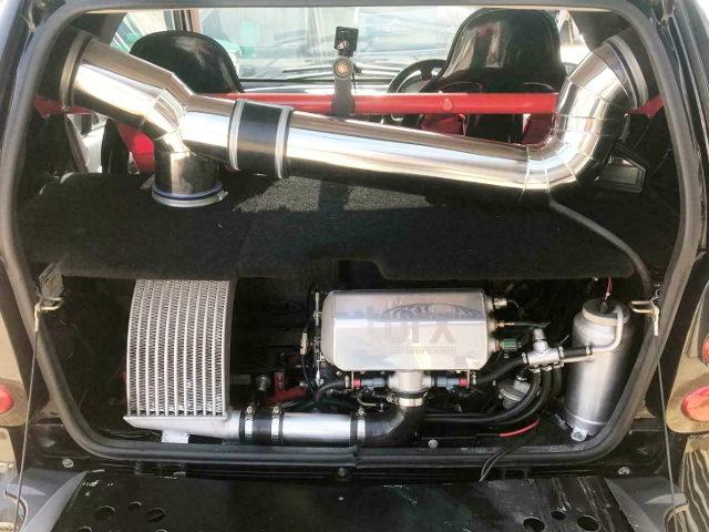 GSX-R1000 TURBO ENGINE