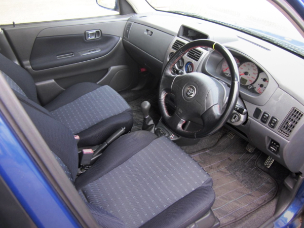 INTERIOR DASHBOARD FOR TOYOTA DUET S