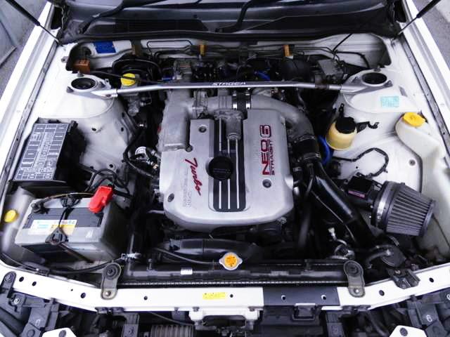 NEO6 RB25 DET TURBO ENGINE