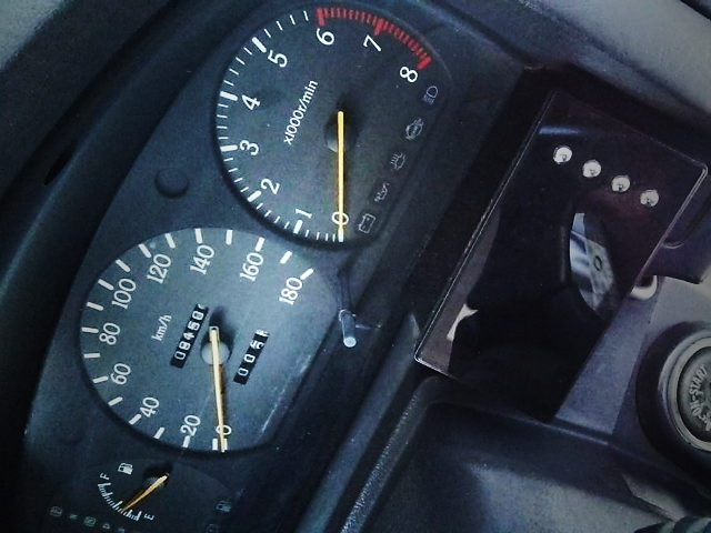 SPEED CLUSTER FOR Y32 GLORIA GRAN TURISMO