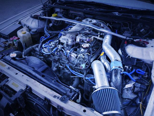 VQ30DET V6 TURBO ENGINE