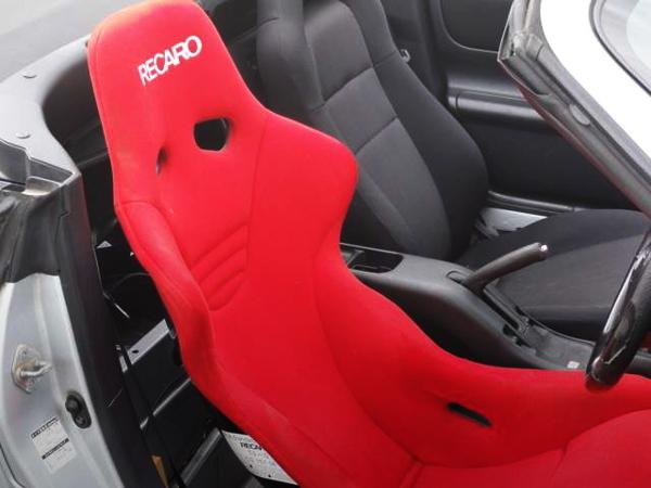 DRIVER RECARO FULL BUCKET SEAT