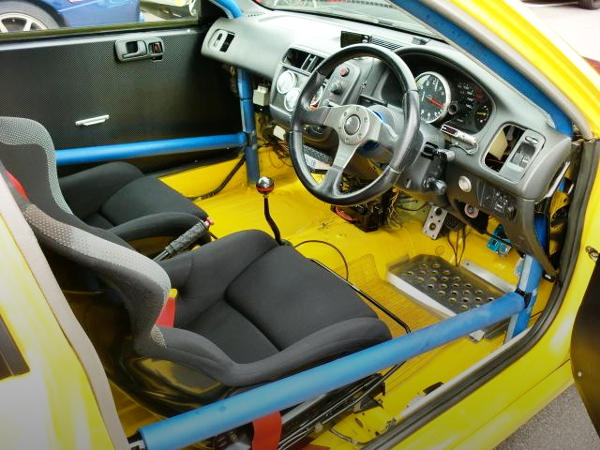 CUSTOM INTERIOR FOR EK9 CIVIC TYPE-R