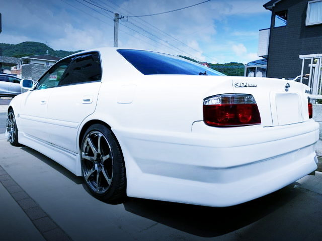 REAR EXTERIOR X100 TOYOTA CHASER