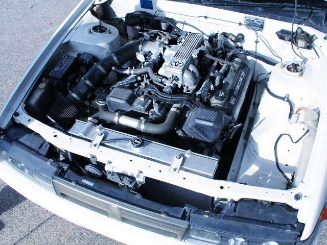 1UZ-FE 4000cc V8 ENGINE