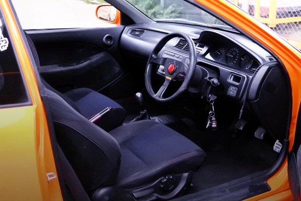 INTERIOR DASHBOARD FOR 1st Gen CIVIC COUPE