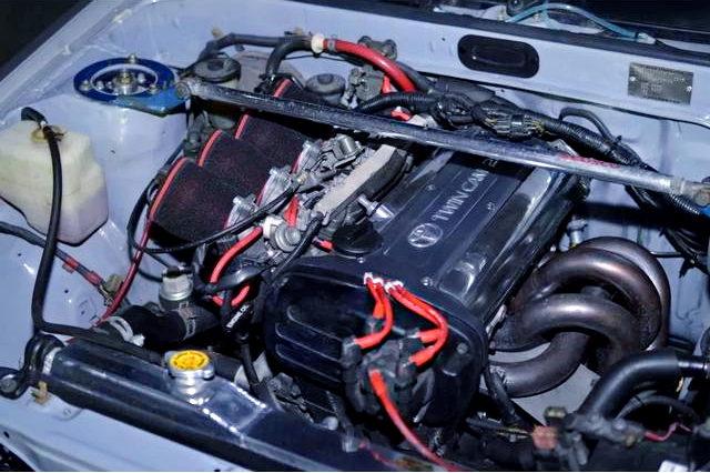 AE111 20V 4AG 1600cc ENGINE