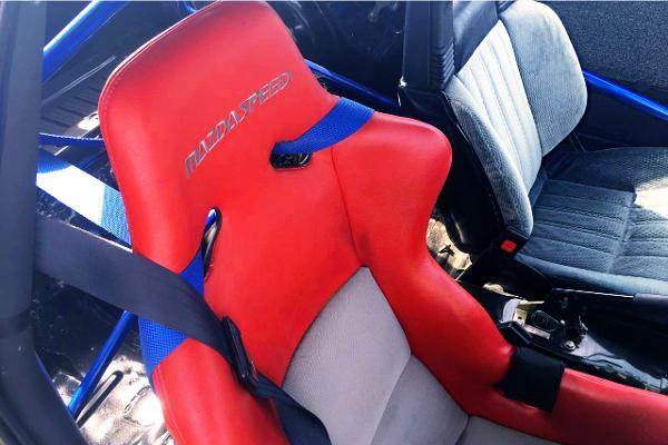 MAZDA SPEED BUCKET SEAT