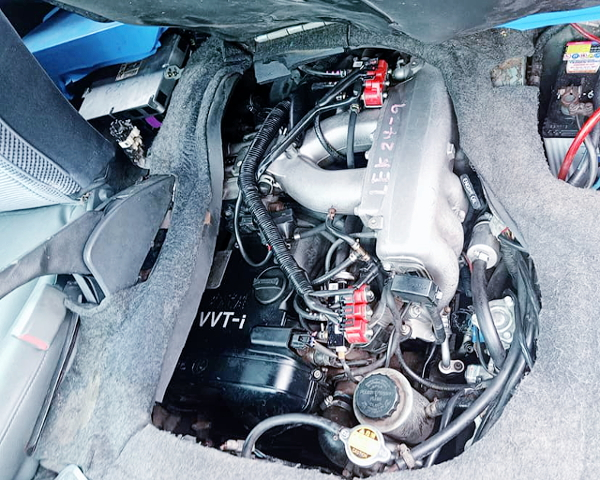 VVT-i 2JZ-GE ENGINE FOR NATURAL ASPIRATION
