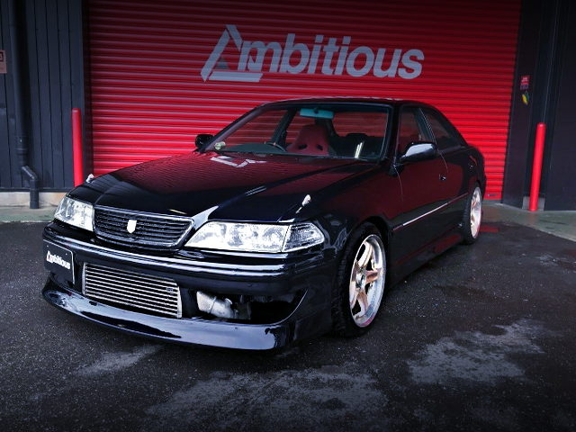 FRONT EXTERIOR JZX100 MARK2 TOURER-V