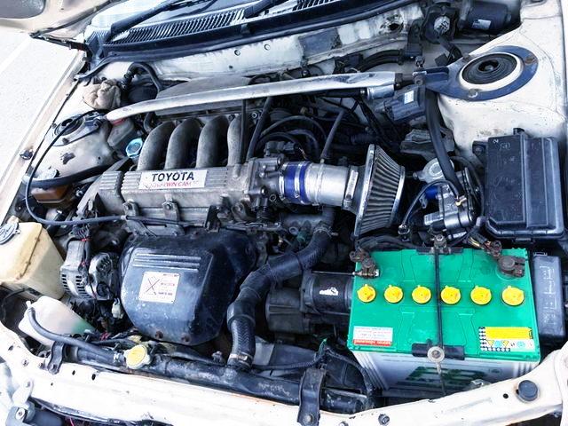 NATURAL ASPIRATION 3S-GE 2000cc ENGINE