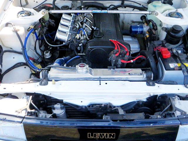 20V 4AGE BLACK-TOP ENGINE