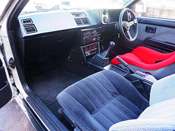 JDM AE86 LEVIN DASHBOARD
