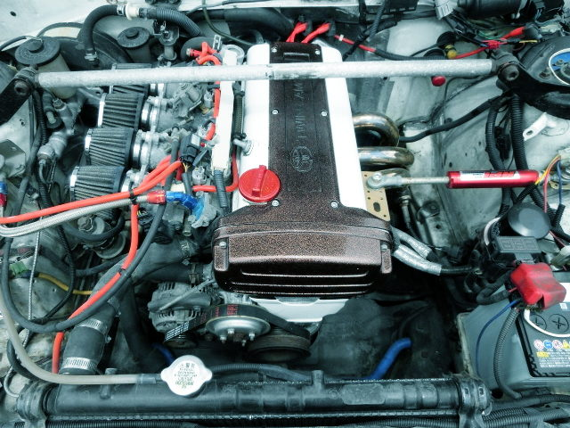 20V 4AGE 1600cc ENGINE