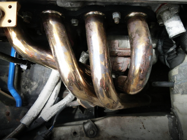 EXHAUST MANIFOLD FOR 20V 4AGE